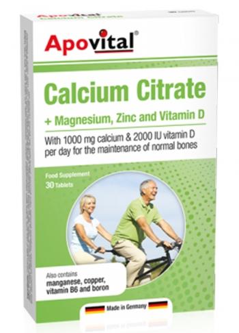 Apovital-Calcium-Citrate