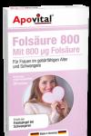 Apovital-Folsaure800-Tabletten