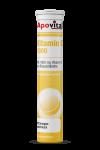 Effervescent_vitamin c apovital ویتامین ث آپوویتال