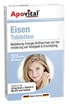 Apovital-Eisen-Tabletten