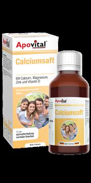 calcium saft apovital